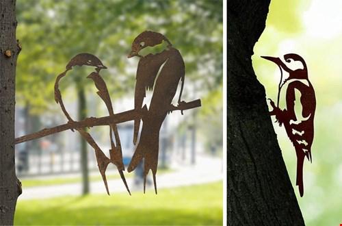 Metal Vögel von Metalbird
