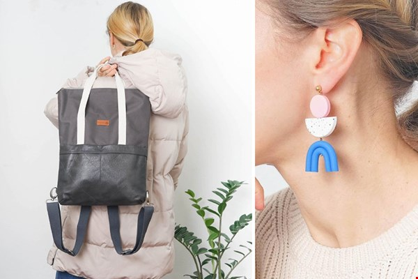 Mulinu sustainable traveling backpacks and bags Flavourites