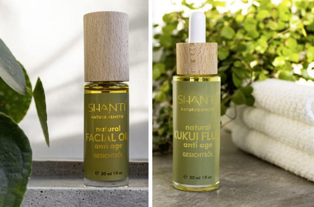 Shanti Cosmetic naturkosmetic facial oil anti age Flavourites
