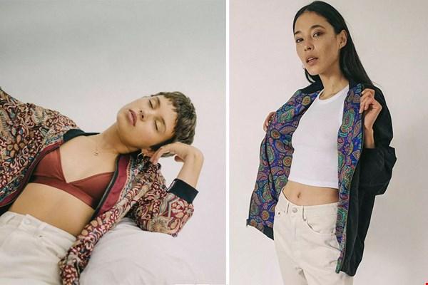 Malimo upcycled clothing Flavourites