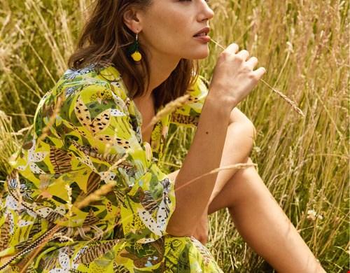 Dress Jungle Beats Lemon