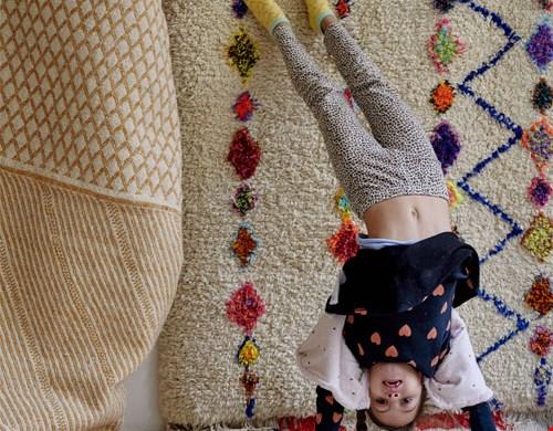Wunderschön und handgewebt aus Marokko