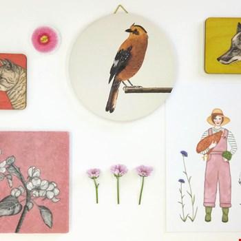 Ask a duck illustration und grafikdesign Flavourites
