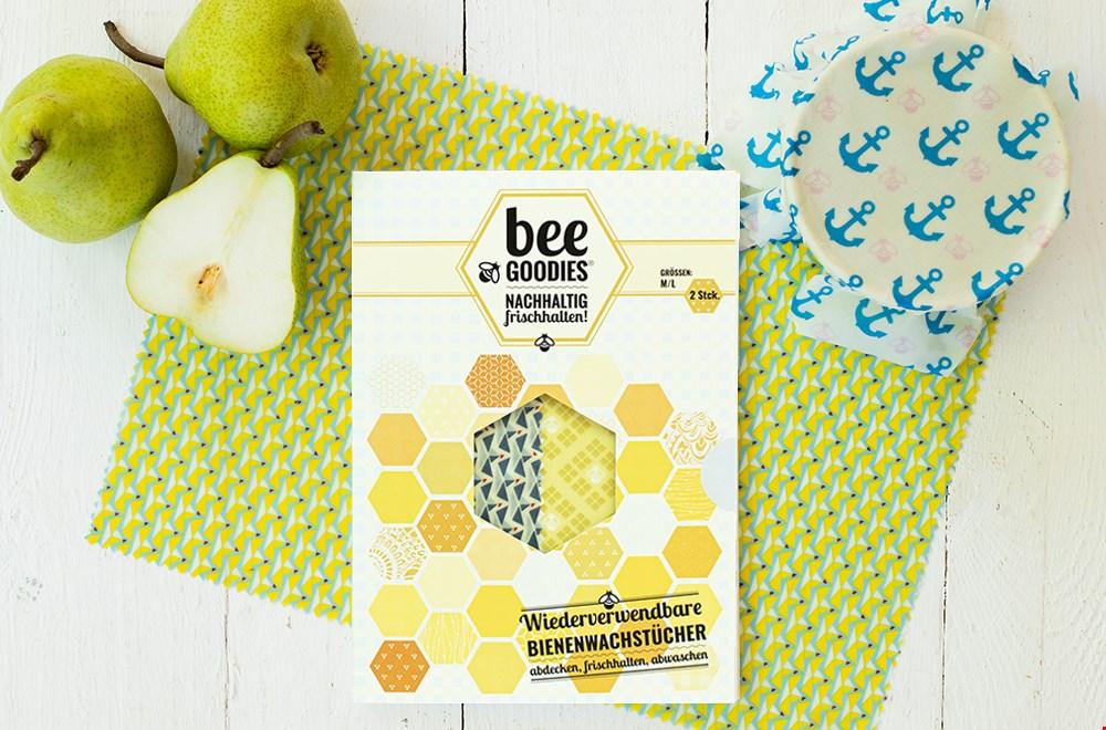 Bee goodies Packshot Flavourites