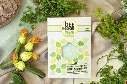 Bee goodies vegan Flavourites