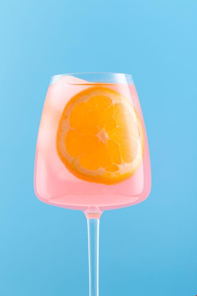 Hintergrund 'Sommerdrink'
