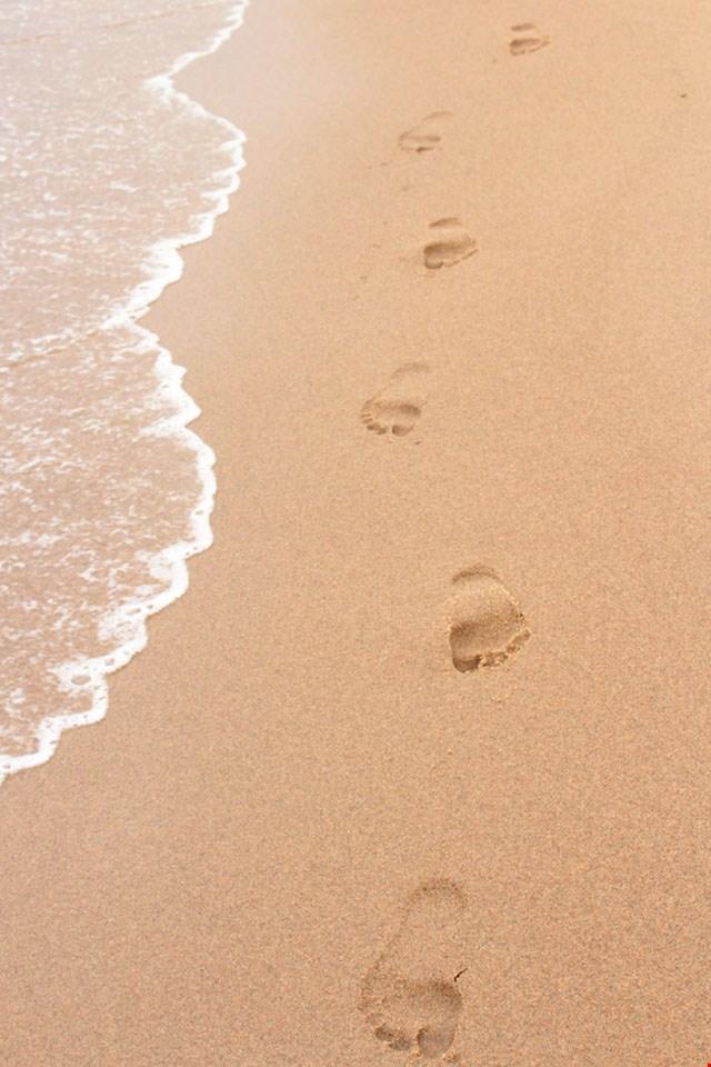 Hintergrund 'Strand'