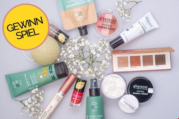 GEWINNE ein biologisches Beauty- und Hautpflegepaket von cosmondial im Wert von 75,- €!