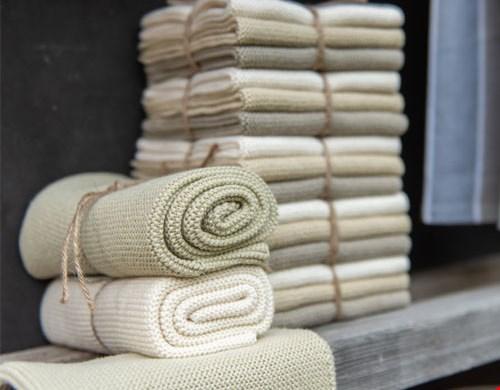 Handtuch aus Bio Baumwolle