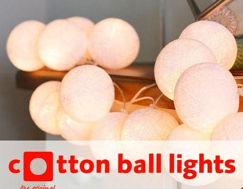 Cottonball Lights