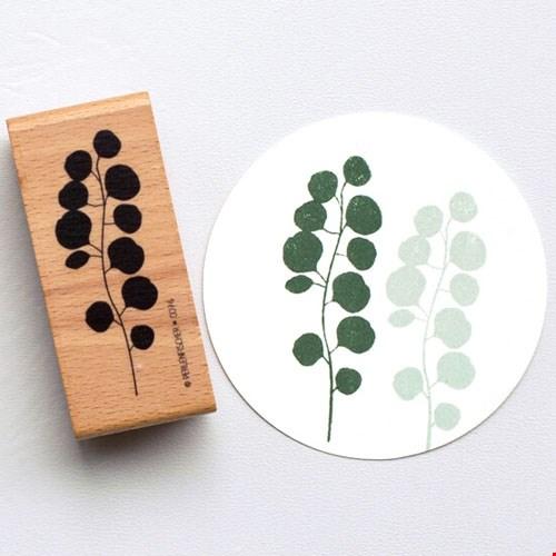 Stempel Eukalyptus