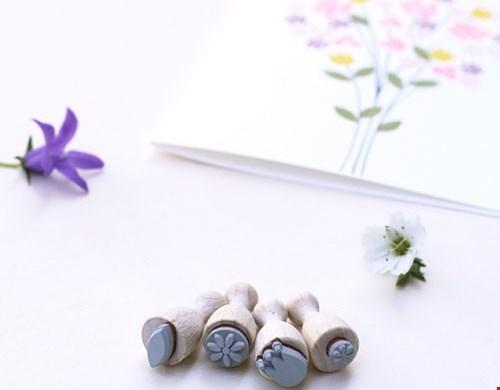 Stempelset Blütentraum