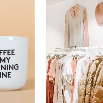 Von tollen Tassen bis hin zu wunderschöner Kleidung