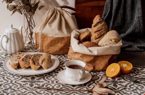 Hast du schon so einen praktischen Brotbeutel?